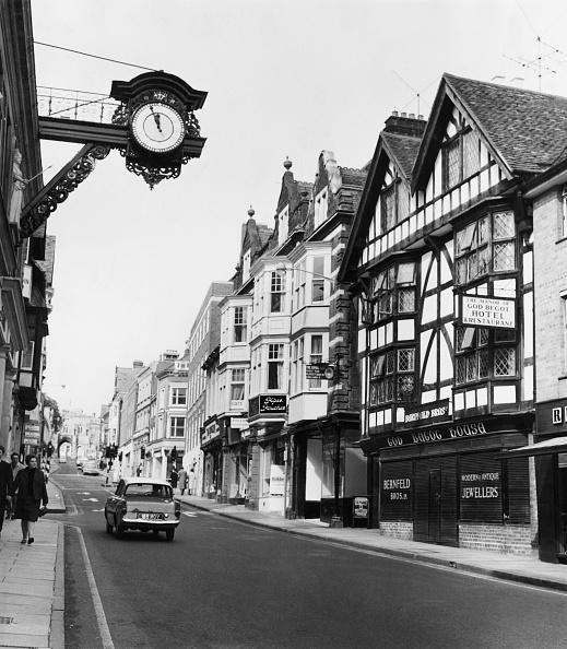 City Street「Winchester High Street」:写真・画像(17)[壁紙.com]