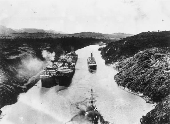 Canal「The Gaillard Cut」:写真・画像(8)[壁紙.com]