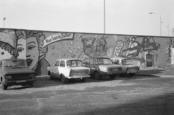 International Landmark「Berlin Wall Parking Spot」:写真・画像(16)[壁紙.com]