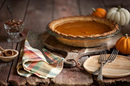 Dessert「Pumpkin Pie」:スマホ壁紙(15)
