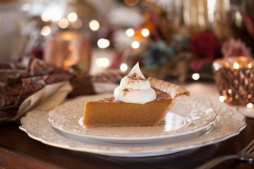 Cream - Dairy Product「Pumpkin Pie」:スマホ壁紙(11)