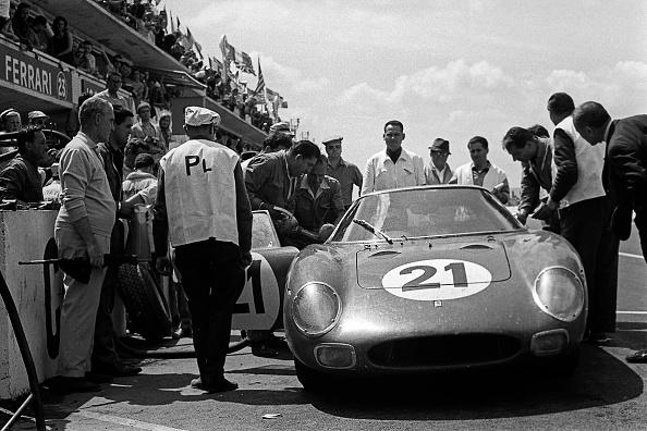 Motorsport「Jochen Rindt-Gregory, 24 Hours Of Le Mans」:写真・画像(18)[壁紙.com]