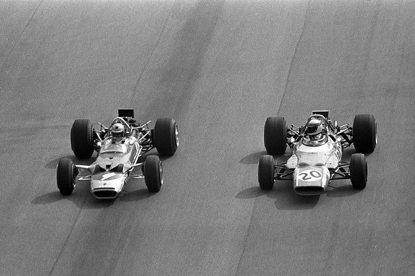 F1グランプリ「Jochen Rindt, Jackie Stewart, Grand Prix Of Italy」:写真・画像(11)[壁紙.com]