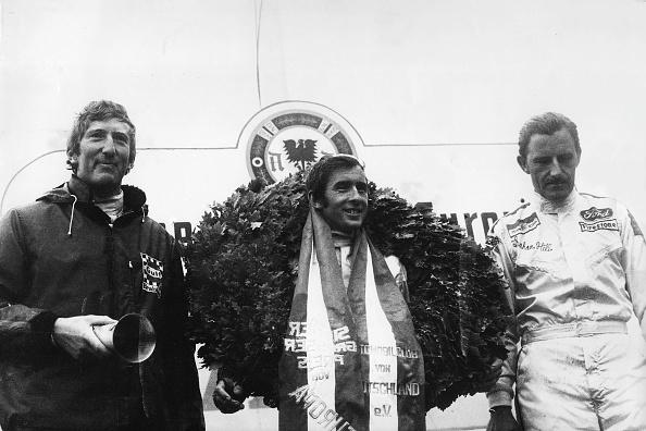 F1グランプリ「Jochen Rindt, Jackie Stewart, Graham Hill, Grand Prix Of Germany」:写真・画像(1)[壁紙.com]