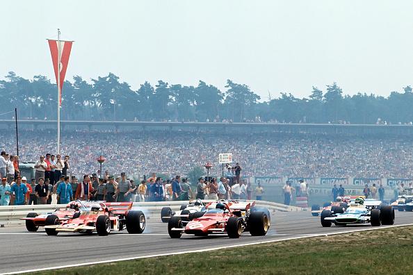 F1グランプリ「Jochen Rindt, Jacky Ickx, Jo SiffertPedro Rodriguez, Henri Pescarolo, Grand Prix Of Germany」:写真・画像(3)[壁紙.com]