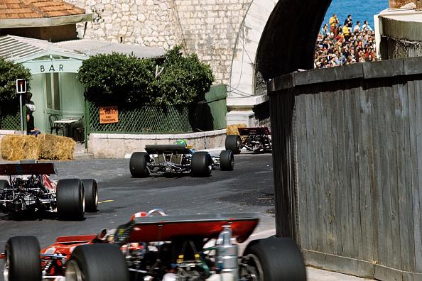 F1グランプリ「Jochen Rindt, Henri Pescarolo, Piers Courage, Jo Siffert, Grand Prix Of Monaco」:写真・画像(4)[壁紙.com]