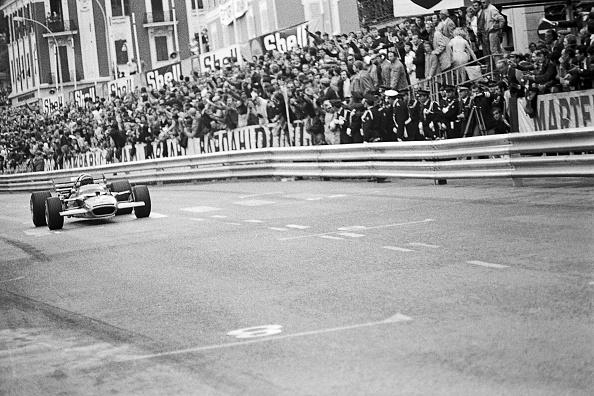 モナコ公国「Jochen Rindt, Grand Prix Of Monaco」:写真・画像(8)[壁紙.com]