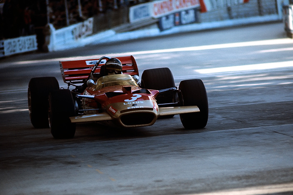 モナコ公国「Jochen Rindt, Grand Prix Of Monaco」:写真・画像(10)[壁紙.com]