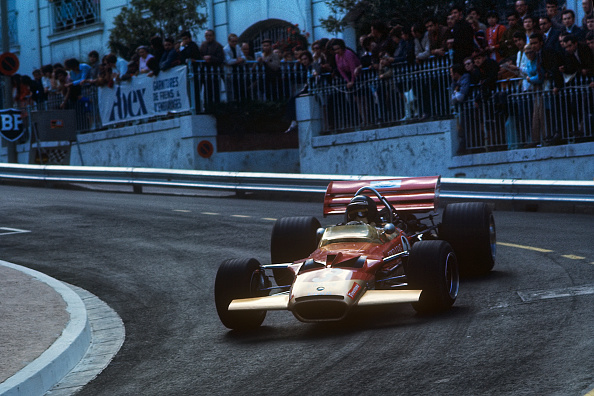 モナコ公国「Jochen Rindt, Grand Prix Of Monaco」:写真・画像(5)[壁紙.com]