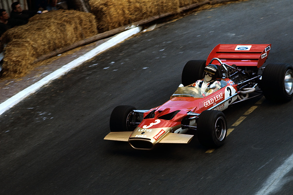 モナコ公国「Jochen Rindt, Grand Prix Of Monaco」:写真・画像(9)[壁紙.com]