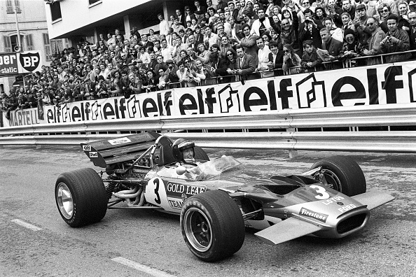 モナコ公国「Jochen Rindt, Grand Prix Of Monaco」:写真・画像(4)[壁紙.com]