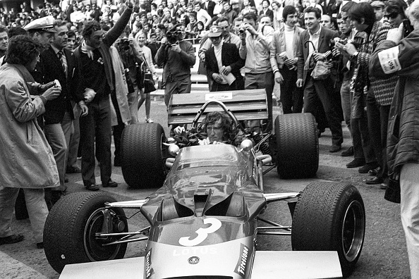 モナコ公国「Jochen Rindt, Grand Prix Of Monaco」:写真・画像(1)[壁紙.com]