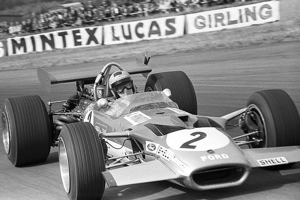 F1グランプリ「Jochen Rindt, Grand Prix Of Great Britain」:写真・画像(7)[壁紙.com]