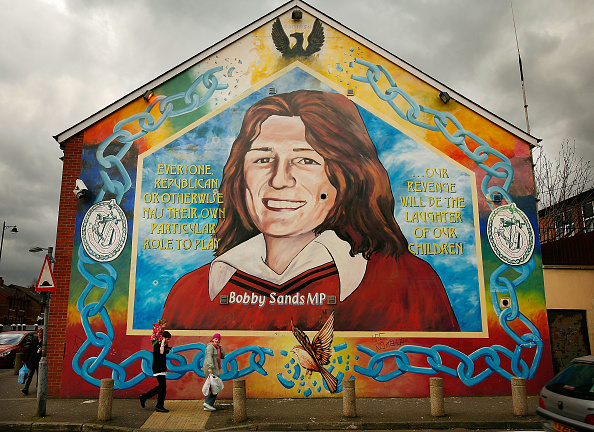 Mural「Belfast On The 10th Anniversary Of The Good Friday Agreement」:写真・画像(8)[壁紙.com]