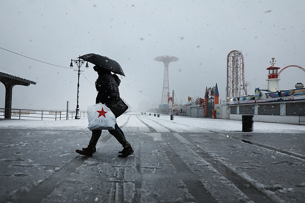 Amusement Park「Another Major Nor'Easter Barrels Into Northeastern U.S.」:写真・画像(3)[壁紙.com]