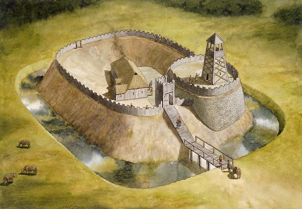 城「Helmsley Castle」:写真・画像(13)[壁紙.com]
