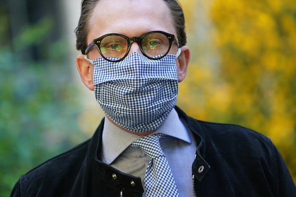 Luxury「Protective Face Masks Become Fashion Accessory」:写真・画像(15)[壁紙.com]
