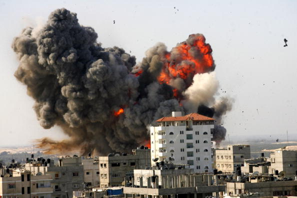 Hamas「Israel Increases Military Actions Within Gaza Strip」:写真・画像(19)[壁紙.com]