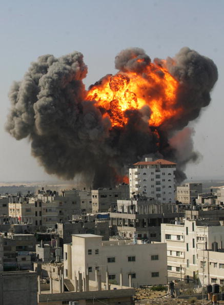Gaza Strip「Israel Increases Military Actions Within Gaza Strip」:写真・画像(7)[壁紙.com]