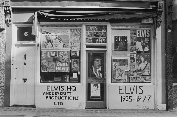 Finance and Economy「Elvis HQ」:写真・画像(9)[壁紙.com]