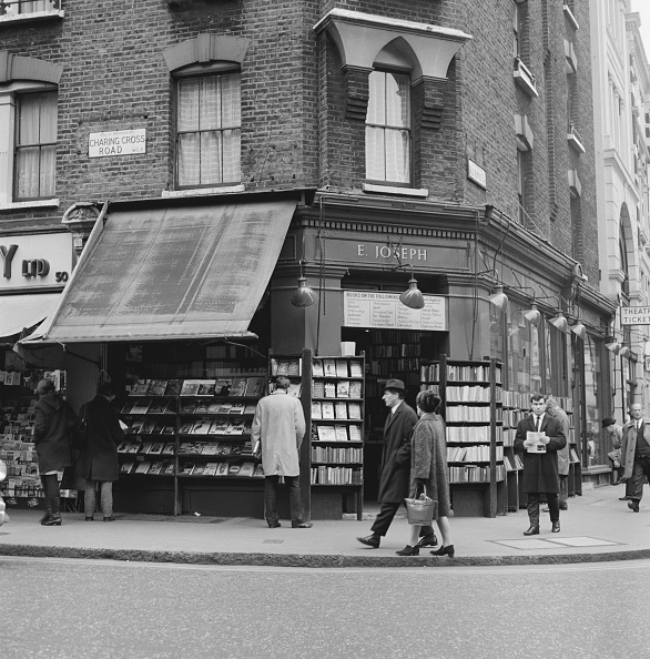 Bookstore「Charing Cross Road Bookshop」:写真・画像(11)[壁紙.com]