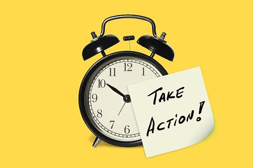 Bell「Take action change alarm clock note reminder」:スマホ壁紙(4)