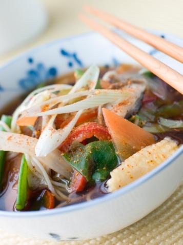 Bush Bean「Japanese Vegetable Soup」:スマホ壁紙(1)