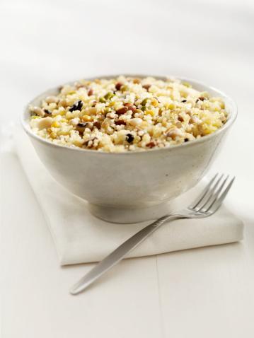 Macrobiotic Diet「Quinoa and Bean Salad」:スマホ壁紙(6)