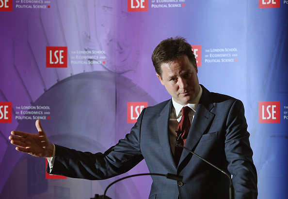 Dan Kitwood「Deputy Prime Minister Nick Clegg Gives A Speech On The Economy」:写真・画像(12)[壁紙.com]
