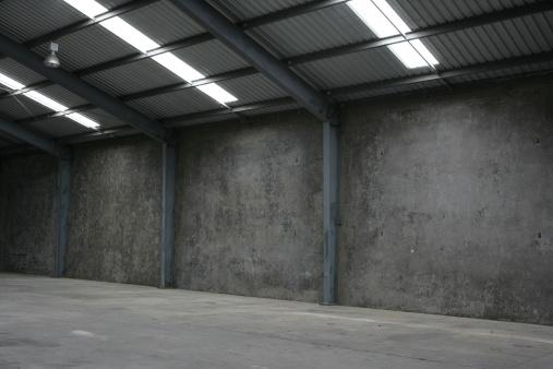 Roof Beam「Empty Warehouse」:スマホ壁紙(13)