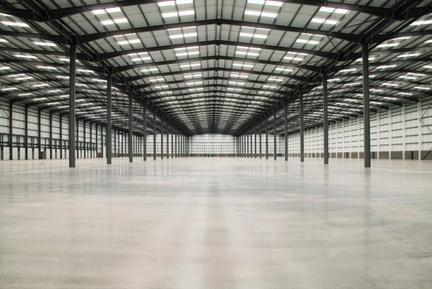 Empty warehouse, Coventry, West Midlands, UK:ニュース(壁紙.com)