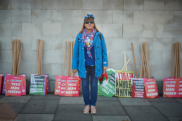 Brexit「People's Vote Campaign Rallies For Final Say On Brexit」:写真・画像(8)[壁紙.com]