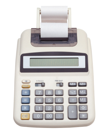 Audit「Front view of electronic adding machine」:スマホ壁紙(14)