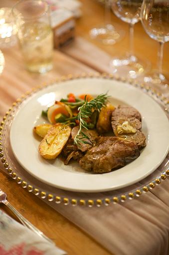 Baked Potato「Fillet Steak Plate」:スマホ壁紙(3)