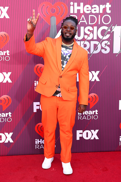 Music Award「2019 iHeartRadio Music Awards - Red Carpet」:写真・画像(13)[壁紙.com]