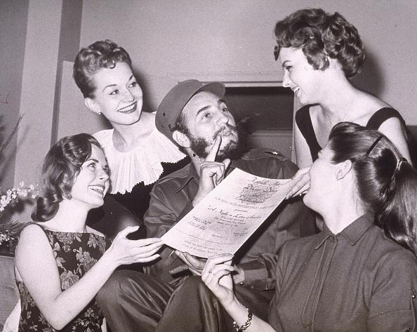 Wedding Invitation「Fidel Castro」:写真・画像(1)[壁紙.com]