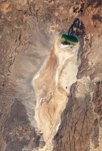 Volcanic Landscape「Natural-color image of the north end of the Suguta Valley in Kenya.」:スマホ壁紙(13)