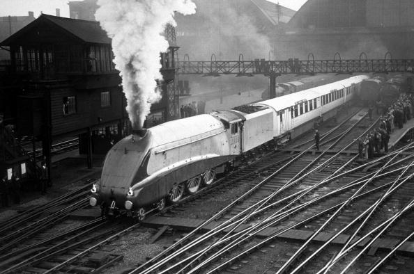 Steam Train「The Silver Link」:写真・画像(12)[壁紙.com]