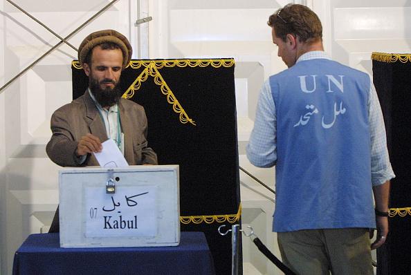 Politics「Afghans Vote In Loya Jirga」:写真・画像(16)[壁紙.com]
