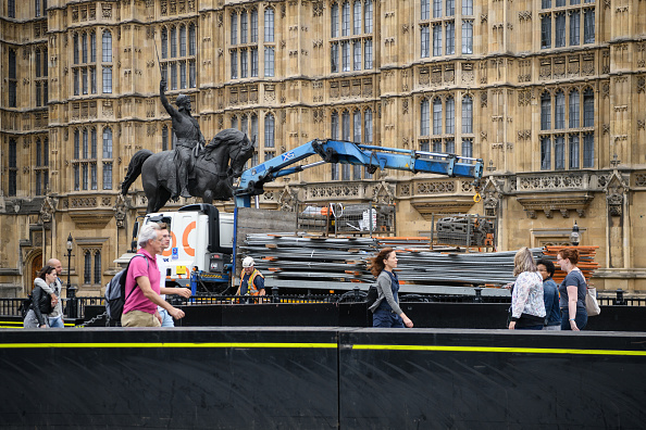 The Lion King「Westminster Remains On Heightened Security Alert Following Crash」:写真・画像(0)[壁紙.com]