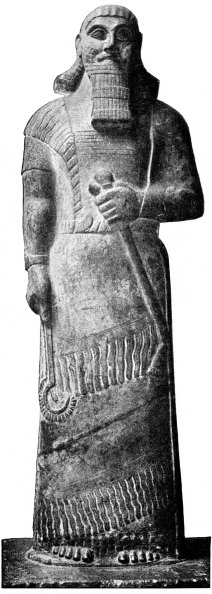 Costume Jewelry「Statue of King Ashurnasirpal」:写真・画像(2)[壁紙.com]