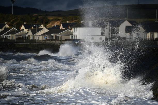 UK Faces Aftermath Of Storm Eleanor:ニュース(壁紙.com)