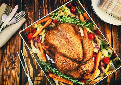Chicken Wing「Roasted Turkey」:スマホ壁紙(9)