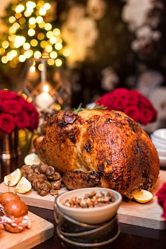 Turkey - Bird「Roasted Turkey For Christmas Day」:スマホ壁紙(14)