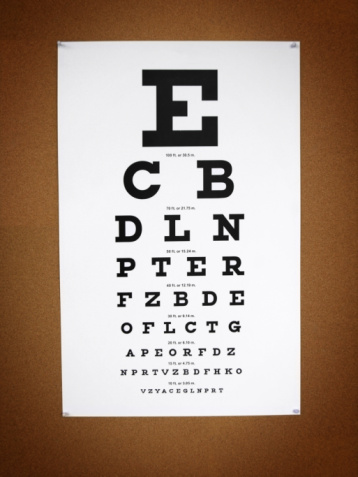 Optometrist「Vision Chart」:スマホ壁紙(9)