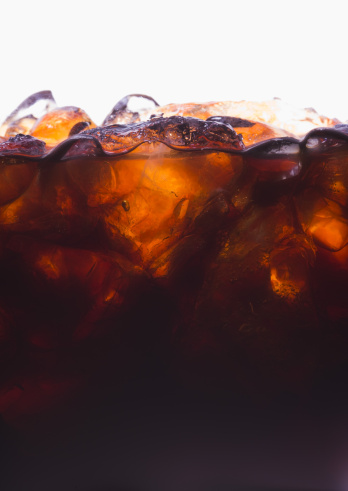 Coffee - Drink「Iced coffee」:スマホ壁紙(1)