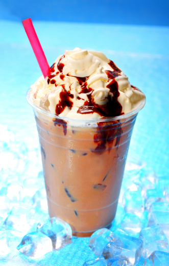 Disposable Cup「Iced Coffee」:スマホ壁紙(15)