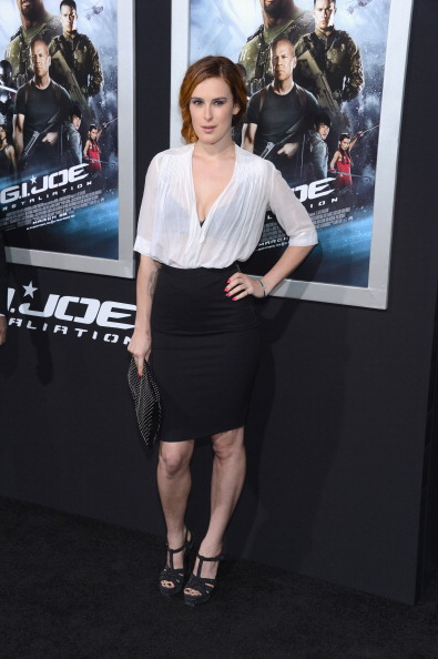 "Rolled-Up Sleeves「Premiere Of Paramount Pictures' ""G.I. Joe: Retaliation"" - Arrivals」:写真・画像(14)[壁紙.com]"