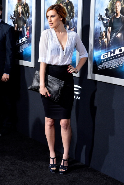 "Rolled-Up Sleeves「Premiere Of Paramount Pictures' ""G.I. Joe: Retaliation"" - Arrivals」:写真・画像(15)[壁紙.com]"