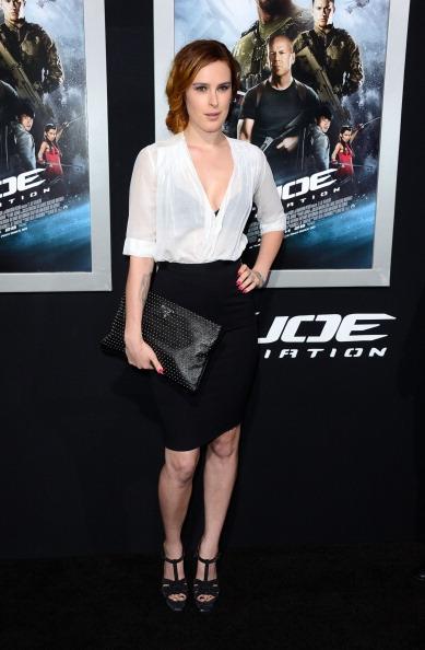 """T-strap Shoe「Premiere Of Paramount Pictures' """"G.I. Joe: Retaliation"""" - Arrivals」:写真・画像(6)[壁紙.com]"""